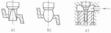 图 2-23 节流阀阀瓣