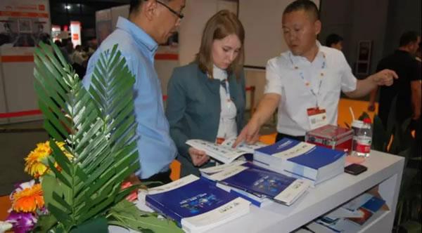 上海沪工阀门厂参加第五届 FLOWEX CHINA 上海国际泵管阀展 图6