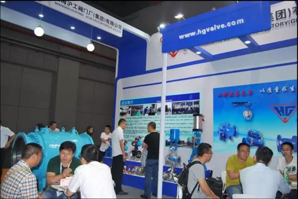 上海沪工阀门厂参加第五届 FLOWEX CHINA 上海国际泵管阀展 图7