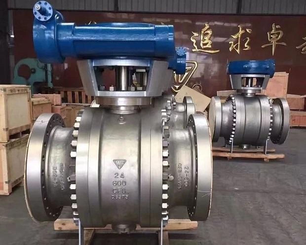 上海沪工阀门厂有序进行复工复产